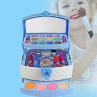 Kinder Make-up Set Play Home Kinder Kosmetik Spielzeug Mädchen Haar Zubehör Kit