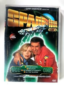 Space 1999 Year 2 Vol One dvd + FREE POST