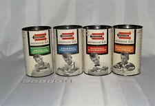 Set of 4,1961, REMCO SCIENCE KITS, preowned not used, styles 411, 414, 416, 417