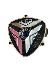 Power Rangers TIME FORCE BADGE Chrono Morpher Quantum Morpher Defender