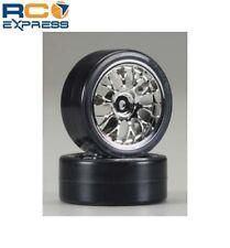 Tamiya Mesh Wheels W/Drift Tires Type D (2) TAM53959