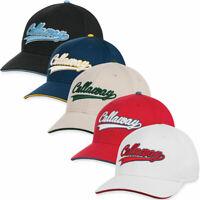 Callaway Golf Mens Throwback Adjustable Hat Baseball UV Protect Cap 47% OFF RRP