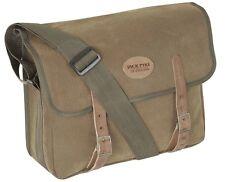 JACK PYKE MESSENGER BAG duotex brown hunting anglers equestrian shoulder dog bag