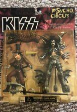 Kiss Psycho Circus Gene Simmons Action figures MFarlane Toys 1998