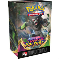 Build & Battle Vivid Voltage Sword & Shield Pokemon TCG 11/27