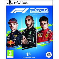 F1 2021 FORMULA 1 PS5 PLAYSTATION 5 GIOCO ITALIANO PREVENDITA USCITA 16 LUGLIO