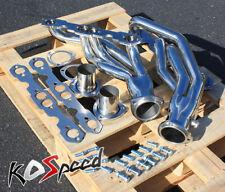 FOR 88-97 CHEVY/GMC YUKON/BLAZER/SUBURBAN SUV 5.0/5.7 STAINLESS MANIFOLD HEADER