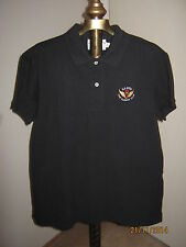 U.S. OPEN Golf Collection 2012 THE OLYMPIC CLUB GOLF SHIRT Women Large (Black)