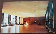 Vintage 1950s Postcard Penn State University Ballroom Hetzel Union Building
