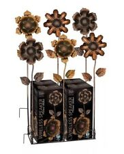 Regal Art and Gift Wireless Speaker Flower Stake, Bronze, 52""