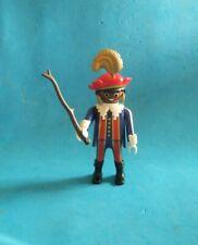 Playmobil Ayudante de Papa Noel Schwarze Piet 4893 Helfer Nikolaus