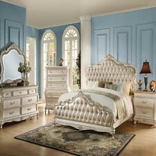 Acme Chantelle Pearl 6 Piece Bedroom Set Furniture 23540