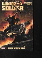 Winter Soldier Vol 1-3 by Ed Brubaker & Butch Guice TPBs Marvel 1st Prints OOP
