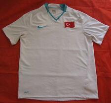 TURKEY EURO 2008 Away shirt jersey NIKE 2009 Ay-Yıldızlılar Türkiye adult SIZE M