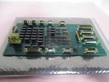 Novellus 03-810748-00 CVD-W Interlock PCB Board, 76-10656-00, 27-10332-00 423317