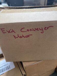 HP Indigo Exit Conveyor Motor New