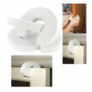 4Pcs FOAM DOOR GUARDS Baby Child Safety Kids Finger Protector Stoppers Jammer