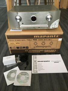 Marantz SR5007 7.2 100W 4K AirPlay