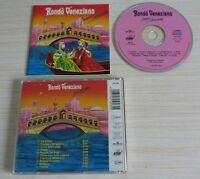 RARE CD ALBUM CONCERTO FUTURISSIMO RONDO' VENEZIANO 10 TITRES 1993