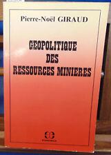 Exploitations Minières en SERBIE BELGIQUE Q