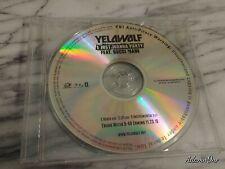 Rare Promo Yelawolf I Just Wanna Party Cd Single Gucci Mane Promotional Use Only