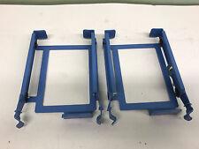 2 x Genuine Dell Optiplex Blue Hard Drive Caddy YJ221,H7283,Rh991,U6436 orJ7283