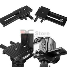 "lp-01 2 Way Macro Focusing Rail Slider 1/4"" Screw for Canon Nikon Pentax LP01"