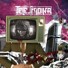 """LA GHENGA DEL FIL DI FERRO """"TELESTROIKA"""" CD NEW! ITA PUNK ROCK/MELODIC HARDCORE"""