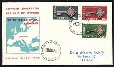 CIPRO 1968 FDC Europa CEPT