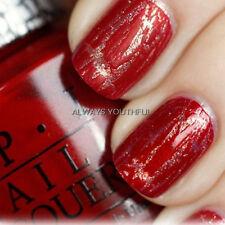 OPI NAIL POLISH Red Shatter Top Coat E55