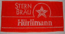 Stern Brau Hurlimann Bar Towel New