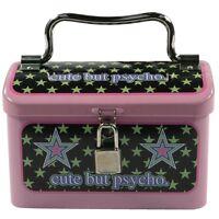 Happy Bunny - Cute But Pyscho Mini Lunch Box