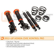 Ksport Kontrol Pro Coilovers Shocks Springs for Honda Civic 14-15 2/4dr. Si FB