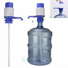 Easy Manual Hand Press 5 Gallon Drinking Water Bottle Bottled Dispenser Pump