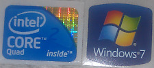 Intel Quad 2 Core FREE WINDOWS computer 7 sticker PC 10 8 Genuine