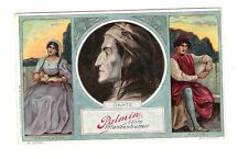 Palmin - Serie 43 / 1 - Dichter - Dante