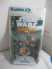 LEIA ORGANA & PRINCE XIZOR action figure 2pack STAR WARS COMIC PACKS 2008 Hasbro