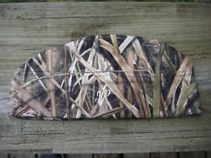 Avery Fleece Skull Cap BLADES Mossy Oak Camo Hat Cattail Logo Greenhead Gear GHG