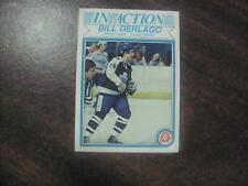 BILL DERLAGO 1982 O-PEE-CHEE HOCKEY CARD #320