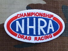 A219 ECUSSON PATCH THERMOCOLLANT aufnaher toppa NHRA dragsters sport automobile
