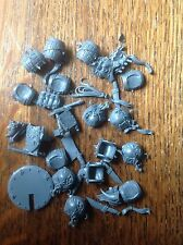Warhammer. Ogre Kingdoms. Ogre Bulls Accessories, Barrels. Bits Box. Plastic.