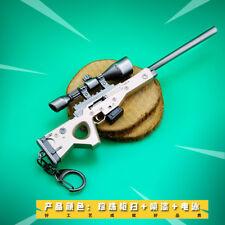 1:6 1/6 Fortnite AWP Rifle gun weapon HOT GAME PVE PVP FULL METAL