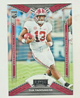 2020 Panini Chronicles PLAYOFF TUA TAGOVAILOA RC Rookie Dolphins QTY AVAILABLE