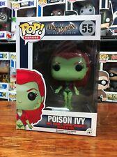 Funko DC Arkham Asylum Poison Ivy Pop Vinyl Figure