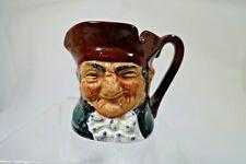 yrn201 Royal Doulton Vintage Miniature Toby Mug: Old Charley