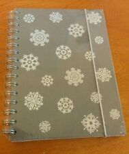 New Sealed Ikea Snowflake Nlefam Notebook~Diary~Journal 002.376.15
