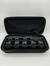 Topstyler By Instyler Ceramic Curlers With 10 Clips - Complete