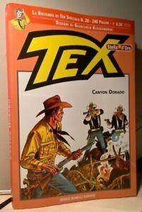 TEX CANYON DORADO 2014 STELLA D'ORO BONELLI Alessandrini Nizzi ristampa n. 20