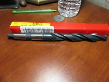 """DORMER A405 M10 HSS   Subland Drill,118PT  180 DEGREES TAPER SHANK 9"""" OVERALL"""