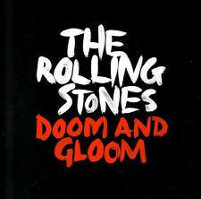"""The Rolling Stones - Doom and Gloom on 10"""" Vinyl RSD 2012 Only 1,500 Made NEW"""